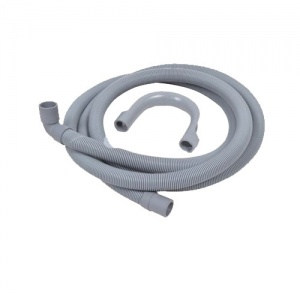 Universal Drain Hose With Right Angle End
