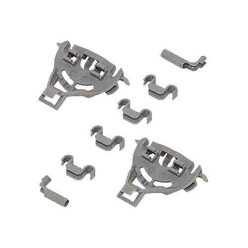 Bosch Dishwasher Upper Basket Clips Bearings
