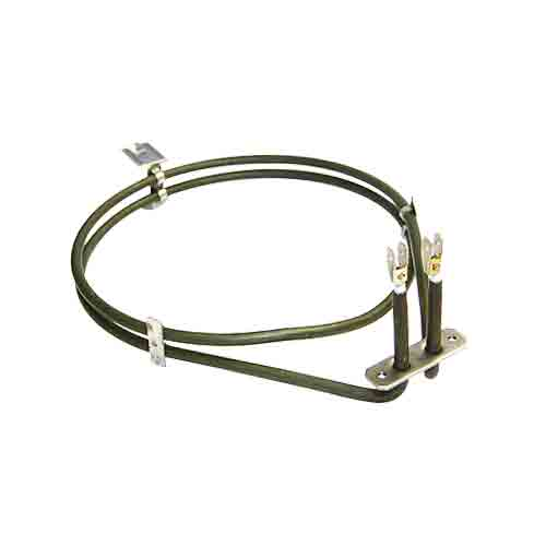FindASpare Fan Oven Element 2100W Round Element 2 Turn Bosch HBN131160B//03