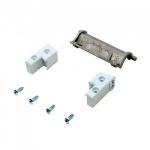White Knight Tumble Dryer Door Hinge Set