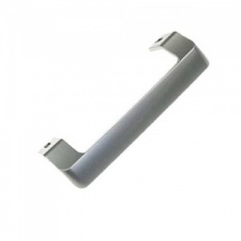 Beko Fridge Freezer Silver Door Handle