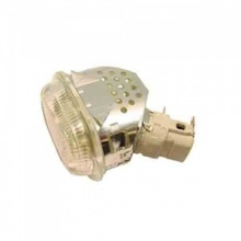Bosch Cooker Lamp Assembly Housing
