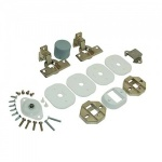 Ariston Washer Integrated Door Hinge Kit