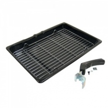 Indesit Cooker Oven Grill Pan Assembly