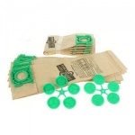 SEBO Paper Dust Bags With Plastic Collar